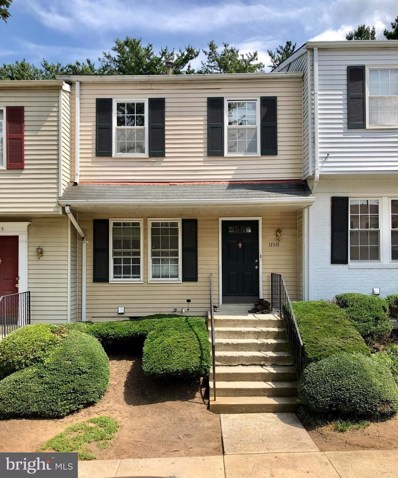 17511 Sabrina Terrace, Derwood, MD 20855 - #: 1002203032