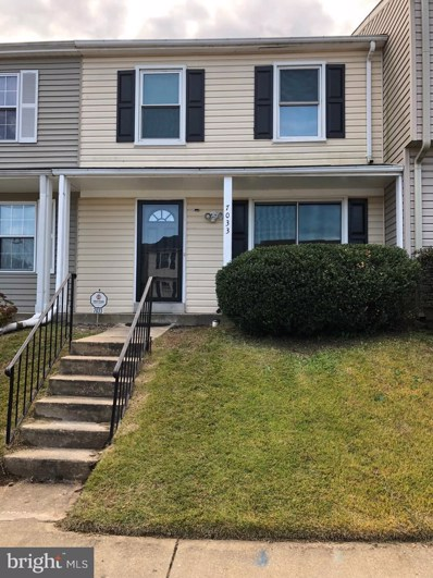 7033 Marbury Court, District Heights, MD 20747 - MLS#: 1002203162