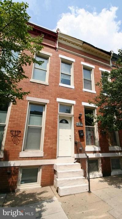 414 Lorraine Avenue E, Baltimore, MD 21218 - MLS#: 1002203482