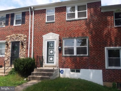 4724 Vancouver Road, Baltimore, MD 21229 - MLS#: 1002203540