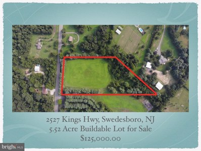 2527 Kings Highway, Swedesboro, NJ 08085 - MLS#: 1002204276