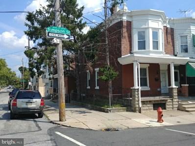 263 N Simpson Street, Philadelphia, PA 19139 - #: 1002205748