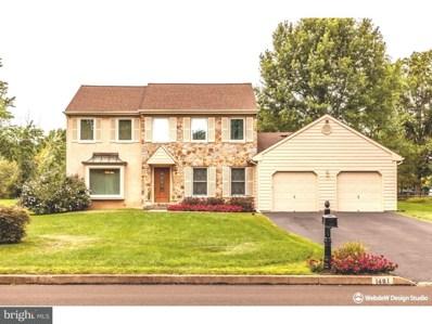 1481 Brook Lane, Jamison, PA 18929 - MLS#: 1002216692