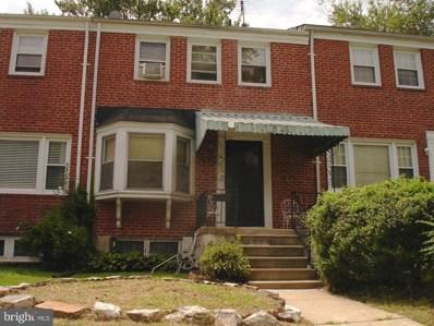 1625 Wadsworth Way, Baltimore, MD 21239 - MLS#: 1002217012