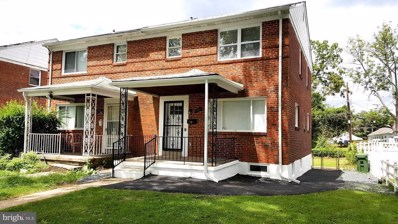 3624 Glengyle Avenue, Baltimore, MD 21215 - #: 1002217170