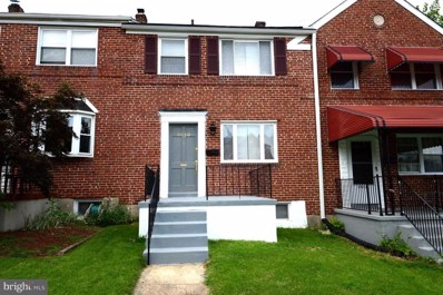 5540 Channing Road, Baltimore, MD 21229 - MLS#: 1002217232