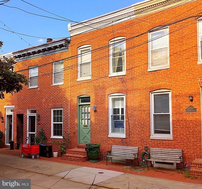 1251 Knox Court, Baltimore, MD 21230 - MLS#: 1002217364