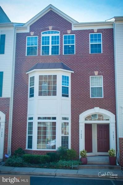 41881 Inspiration Terrace, Aldie, VA 20105 - MLS#: 1002217628