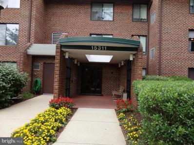 15311 Beaverbrook Court UNIT 90-2B, Silver Spring, MD 20906 - MLS#: 1002218040