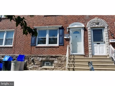 4414 Shelmire Avenue, Philadelphia, PA 19136 - #: 1002218862