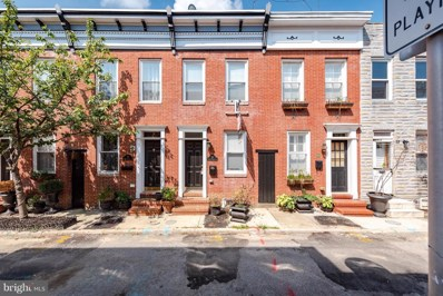 26 Castle Street S, Baltimore, MD 21231 - MLS#: 1002219318