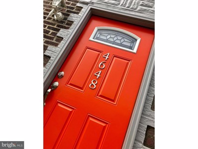 4648 Shelbourne Street, Philadelphia, PA 19124 - MLS#: 1002219500