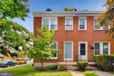 2601 Woodland Avenue, Baltimore, MD 21215 - MLS#: 1002219664