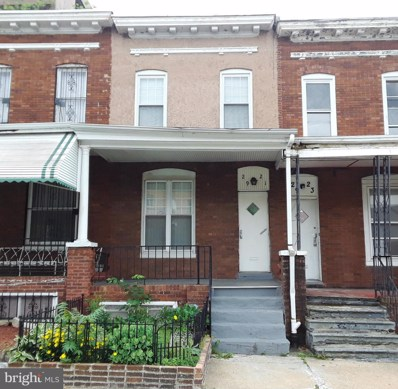 2921 Lanvale Street W, Baltimore, MD 21216 - #: 1002221470