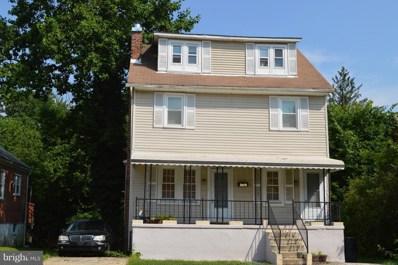 3502 Menlo Drive, Baltimore, MD 21215 - #: 1002221486