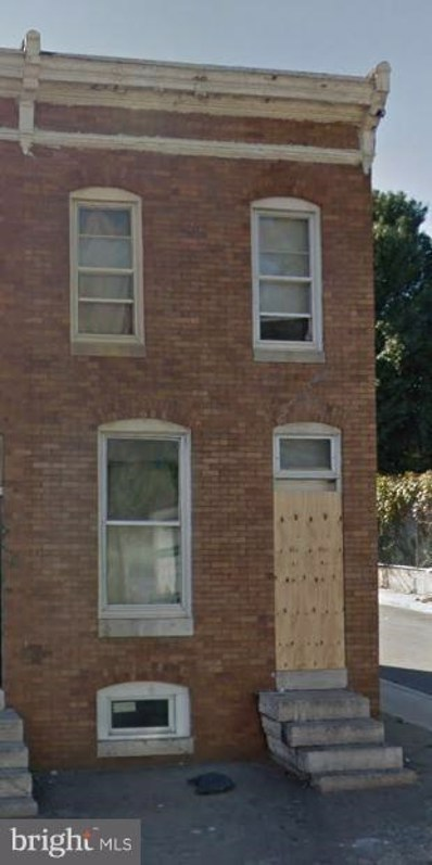 524 Catherine Street S, Baltimore, MD 21223 - MLS#: 1002225232