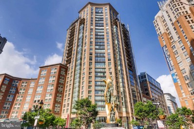 675 President Street UNIT 2802, Baltimore, MD 21202 - MLS#: 1002225508
