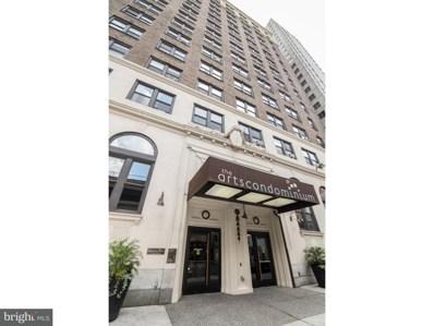 1324 Locust Street UNIT 915, Philadelphia, PA 19107 - #: 1002225980