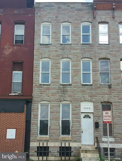 1229 Preston Street E, Baltimore, MD 21202 - #: 1002225988
