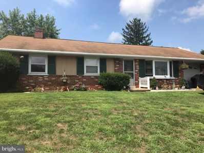 349 Valley View Drive, New Holland, PA 17557 - #: 1002226466