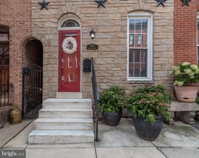 1279 William Street, Baltimore, MD 21230 - MLS#: 1002227202