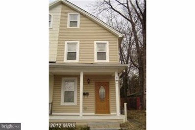 406 Venable Avenue, Baltimore, MD 21218 - MLS#: 1002228998