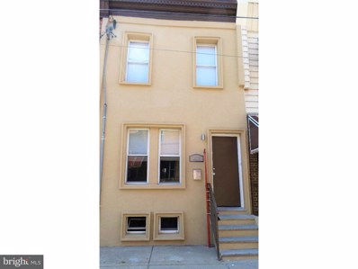 2112 Watkins Street, Philadelphia, PA 19145 - #: 1002229048