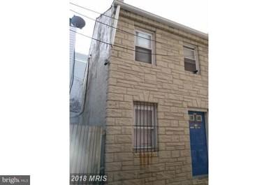 3 Kaufman Court, Baltimore, MD 21230 - #: 1002233482