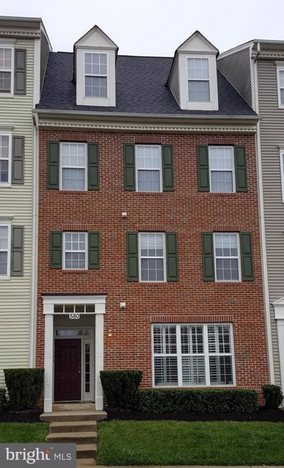 580 Orchard Ridge Drive UNIT 100, Gaithersburg, MD 20878 - MLS#: 1002235292
