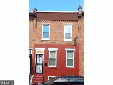 3826 N Darien Street, Philadelphia, PA 19140 - #: 1002235386