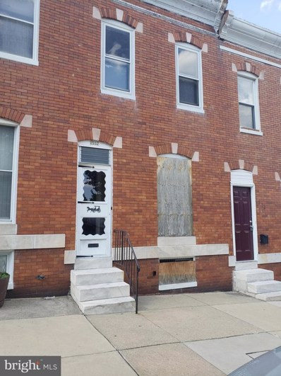 2552 Pratt Street W, Baltimore, MD 21223 - MLS#: 1002235422