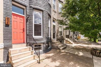 806 Powers Street, Baltimore, MD 21211 - MLS#: 1002235506