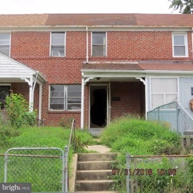 345 Endsleigh Avenue, Baltimore, MD 21220 - MLS#: 1002235926