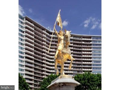 2401 Pennsylvania Avenue UNIT 20B35, Philadelphia, PA 19130 - MLS#: 1002236016