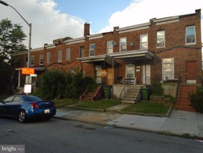 711 Longwood Street, Baltimore, MD 21216 - #: 1002236498