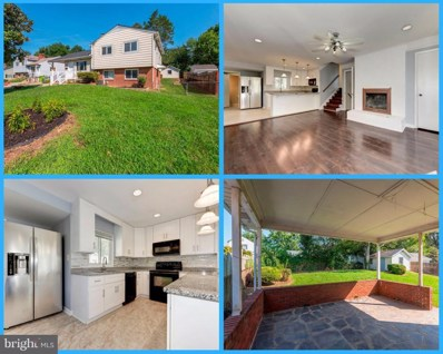 1518 James Street, Woodbridge, VA 22191 - MLS#: 1002236516