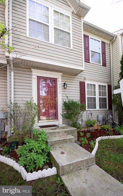 7511 Stones Throw Court, Baltimore, MD 21244 - #: 1002241884