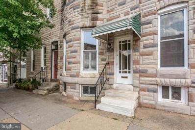 3625 Chestnut Avenue, Baltimore, MD 21211 - MLS#: 1002242044