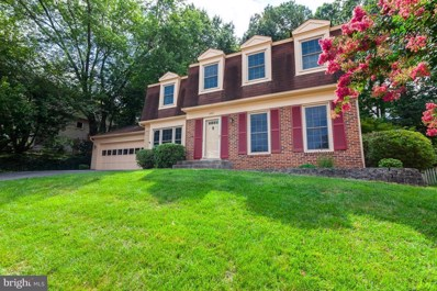 4707 Carterwood Drive, Fairfax, VA 22032 - #: 1002242306