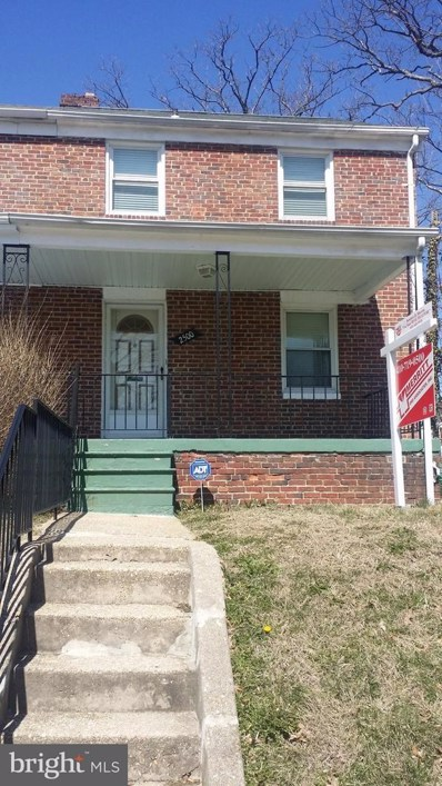 2500 Oakley Avenue, Baltimore, MD 21215 - #: 1002242624