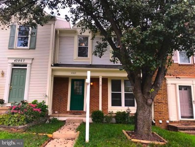 43865 Laburnum Square, Ashburn, VA 20147 - MLS#: 1002242802