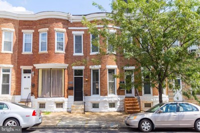 632 Fort Avenue, Baltimore, MD 21230 - MLS#: 1002242996