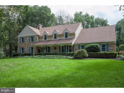 145 Wagon Wheel Lane, Doylestown, PA 18901 - MLS#: 1002243196