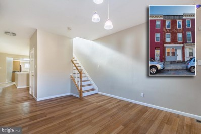 1929 Lombard Street W, Baltimore, MD 21223 - #: 1002243320