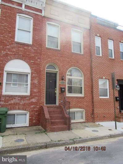 1737 Patapsco Street, Baltimore, MD 21230 - #: 1002243360