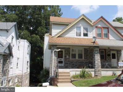 7715 Parkview Road, Upper Darby, PA 19082 - #: 1002243456