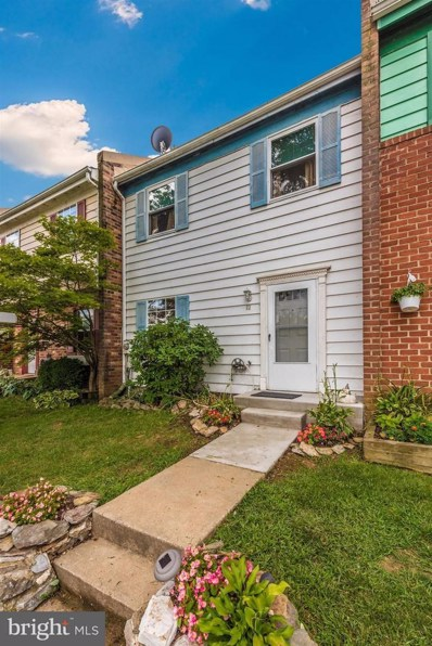 22 Vienna Court, Frederick, MD 21702 - #: 1002243472