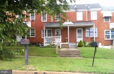 3804 Benson Avenue, Baltimore, MD 21227 - #: 1002243798