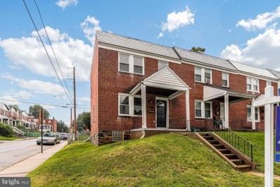 900 Allendale Street, Baltimore, MD 21229 - MLS#: 1002244048