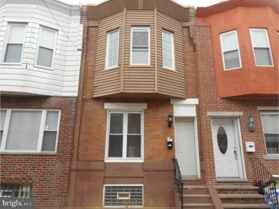 2134 S Garnet Street, Philadelphia, PA 19145 - #: 1002244108
